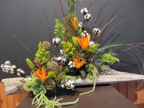 Photo Show Inspires Floral Art Designs