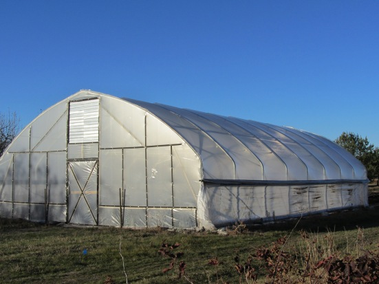 Growers Learn To Extend Seasons With High Tunnels