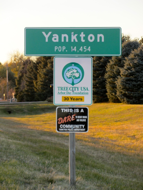Forester And Yankton's Tree Legacy